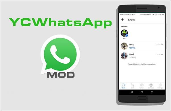Tải xuống phiên bản Phiên bản YCWhatsApp 2020 √ 4.0 Android】 1