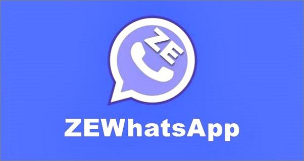 ▷ Muat turun ZEWHATSAPP | APK Android 【√ v6.65】