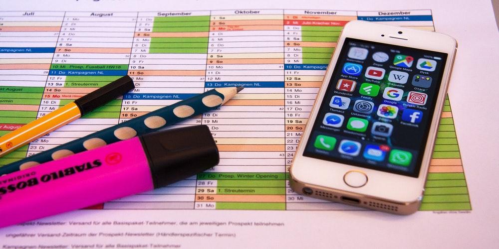 10 Aplikasi Peringatan Percuma Terbaik untuk iPhone pada tahun 2020