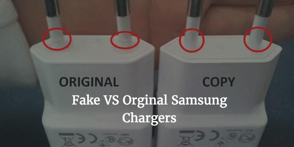 Hơn 10 dấu hiệu để phân tách bộ sạc và cáp USB sai và gốc 1