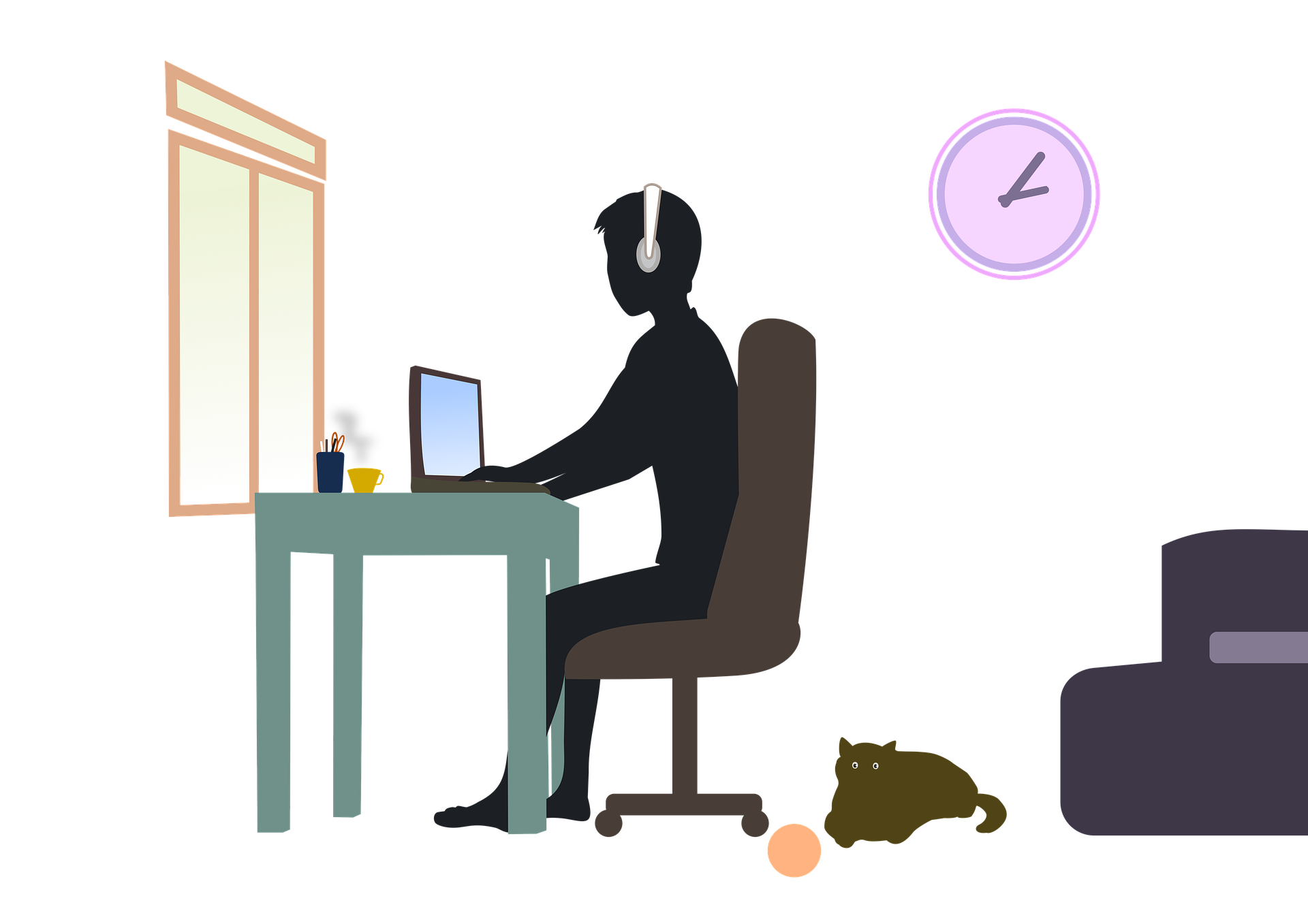 10 Kaedah Berkesan Untuk Meningkatkan Produktiviti Anda Semasa Bekerja Dari Rumah