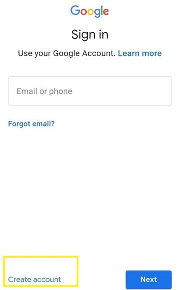 Ohne interhesu: handynummer konto google interhesu: Google