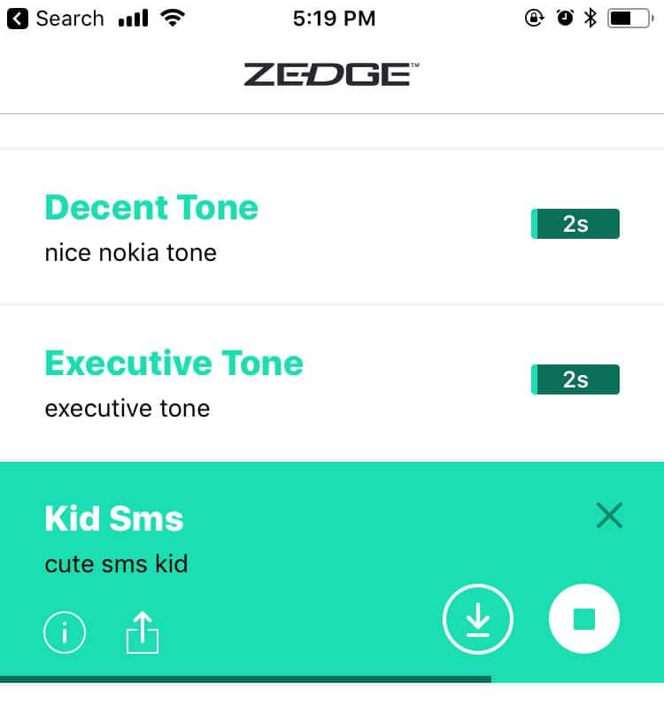 """Mejor aplicación de tonos de llamada para iPhone """"width ="""" 309 """"height ="""" 339"""