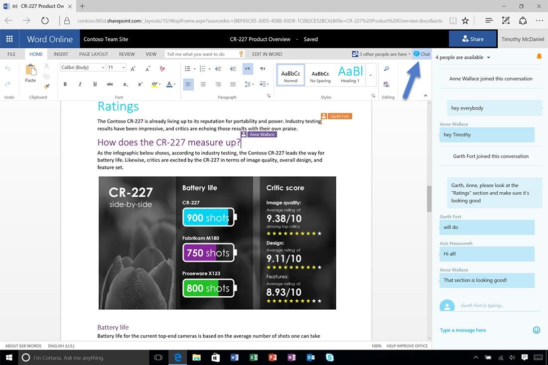 Microsoft Office Word Ücretsiz Çevrimiçi