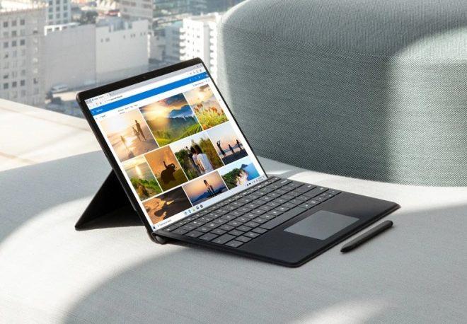 Microsoft Surface Pro X là Máy tính bảng Surface được thiết kế với Bộ xử lý Snapdragon 2