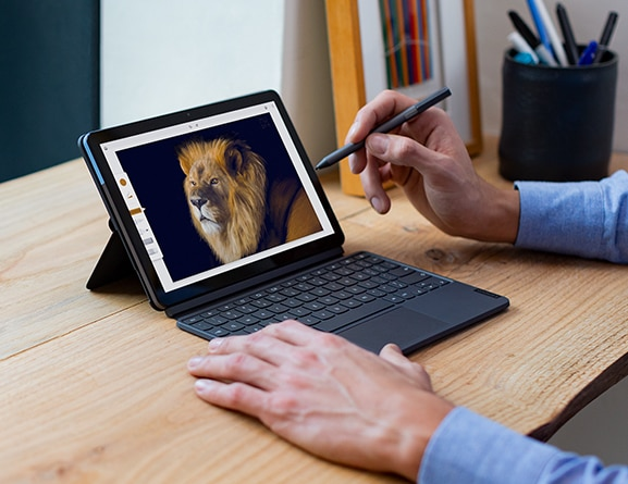 Lenovo IdeaPad Duet với giá phải chăng vào ngày 11 tháng 5 2'si 1 Ra mắt máy tính bảng ở giữa 2