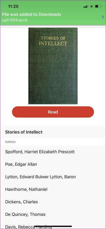 Sự thay thế tốt nhất Amazon Kindle        Ứng dụng 8