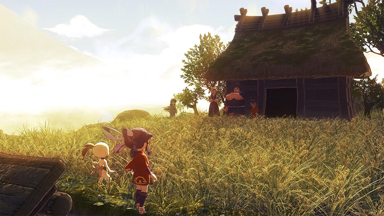 Sakuna: Of Riisi ja Ruin -divit selittävät miksi tämä peli tulee Switchja muut otsikot, jotka inspiroivat heitä