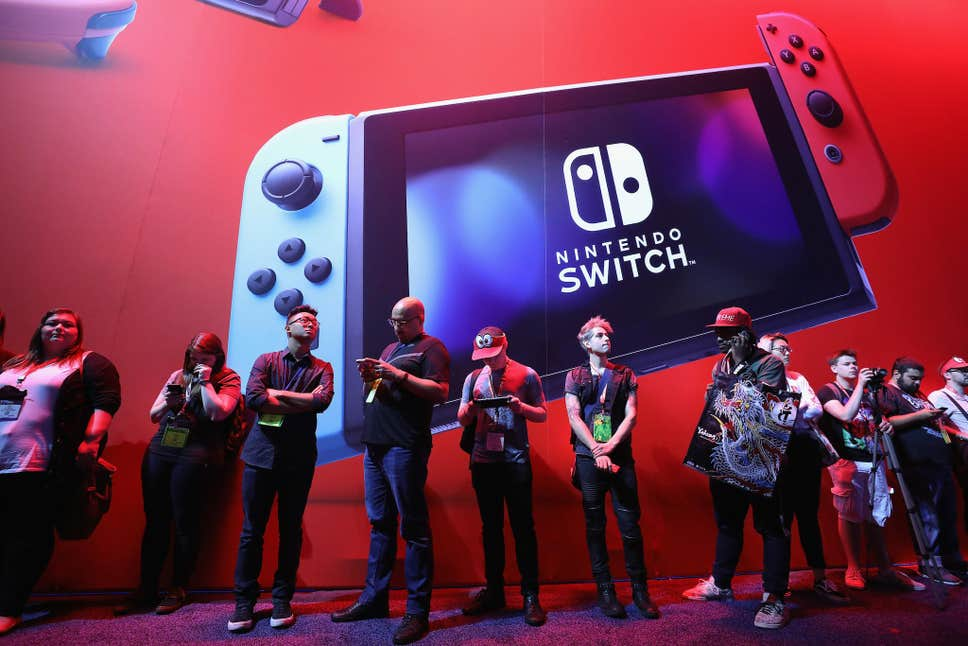Nintendo SwitchPiraté, détails ici