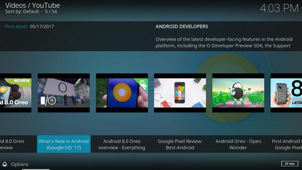 Cara termudah untuk Streaming Kodi di Chromecast menggunakan Android 9