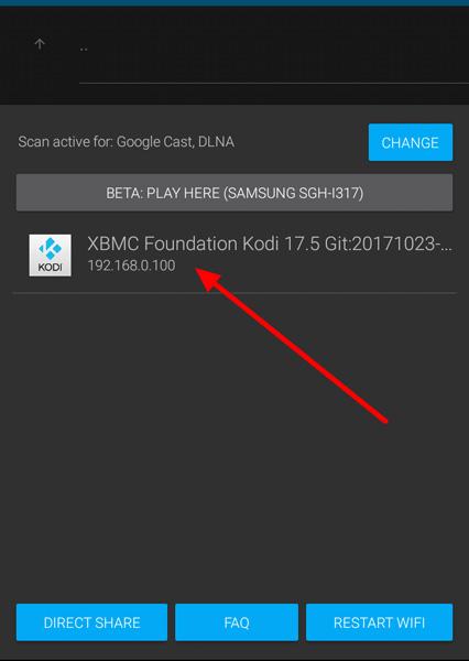 Cara termudah untuk Streaming Kodi di Chromecast menggunakan Android 10