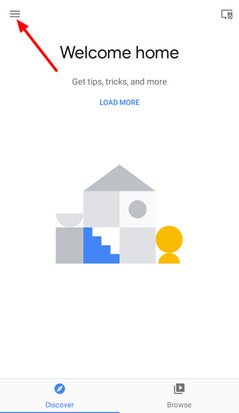 Strim Kodi ke Chromecast melalui Google Cast Android