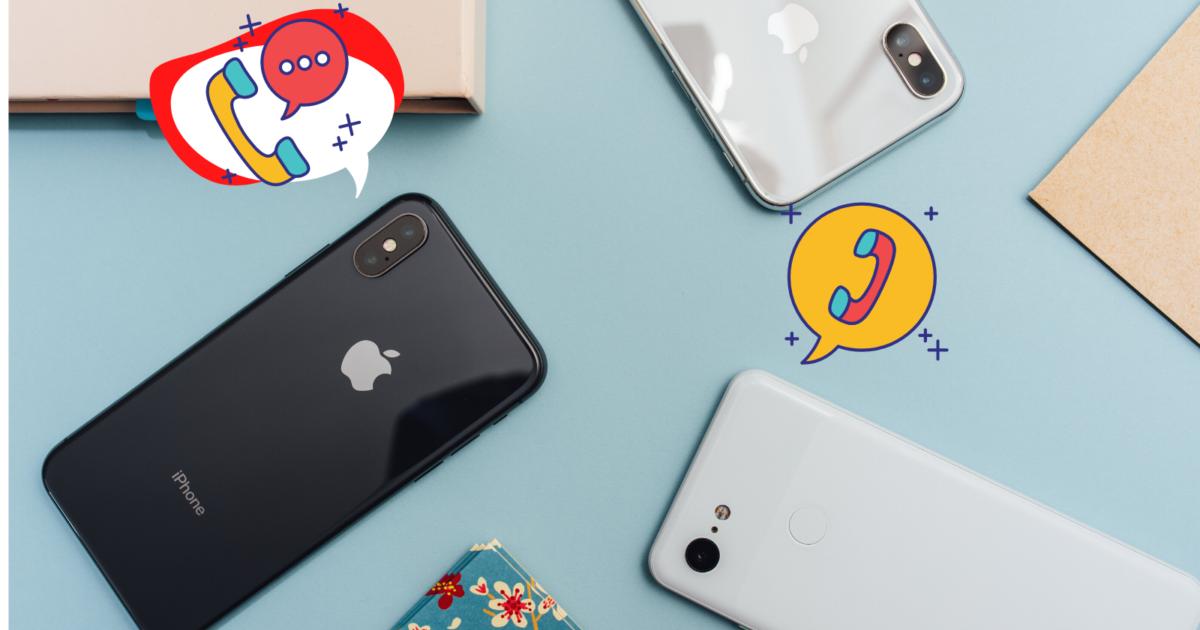 Trò chuyện video tốt nhất giữa người dùng iPhone và Android 6 Ứng dụng 1
