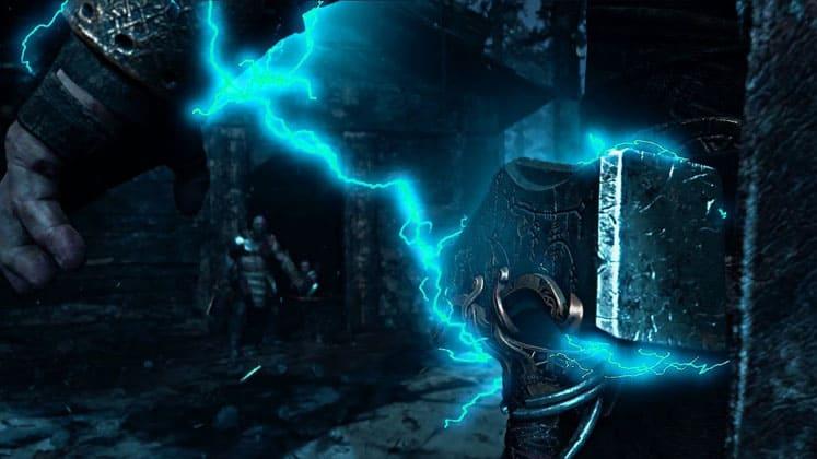sodan jumala 2 tapahtui Ragnarokin aikana