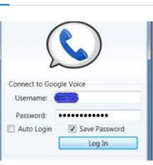 Google Voice'u Bilgisayar Masaüstünüzde Kullanma 6