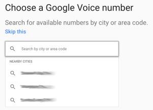 Google Voice'u Bilgisayar Masaüstünüzde Kullanma 2