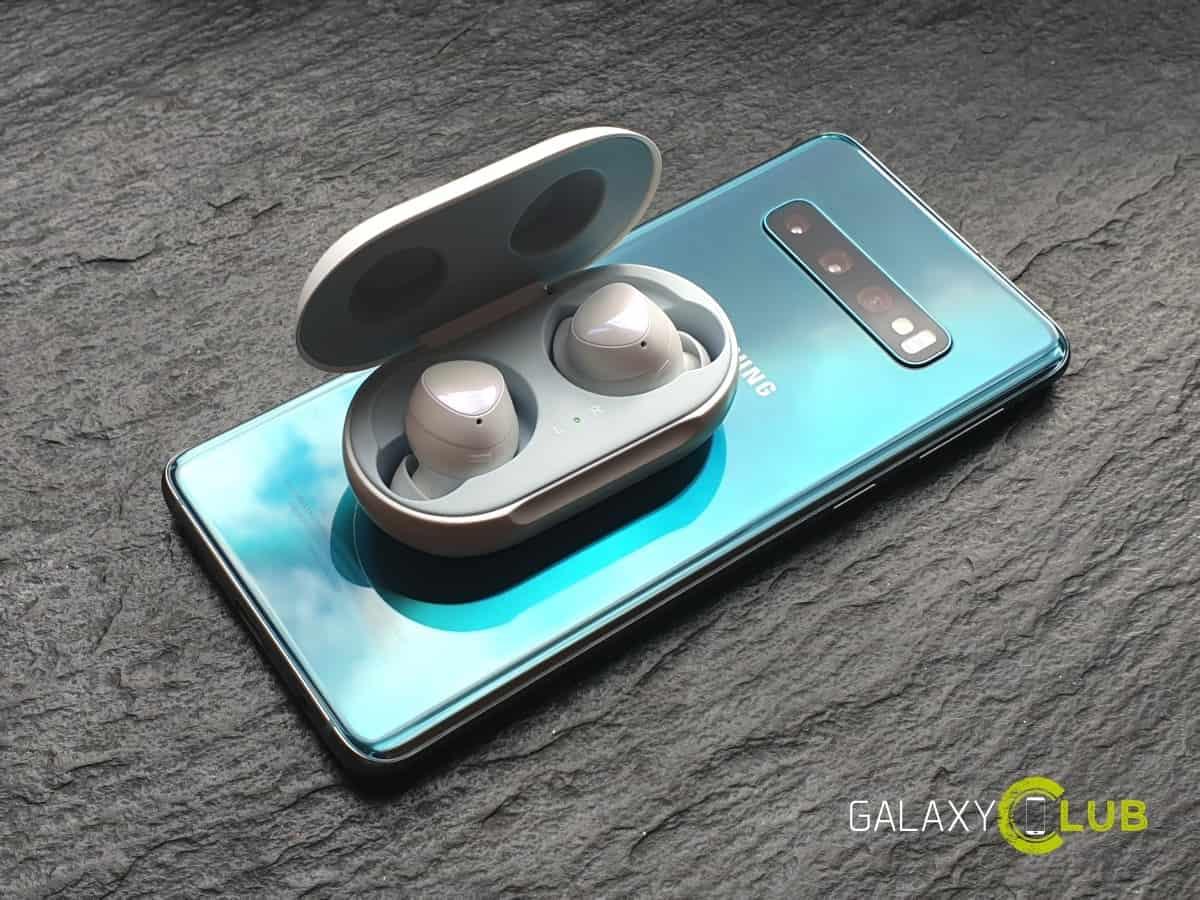 Samsung cung cấp bản cập nhật phần mềm lớn lần đầu tiên Galaxy Buds (đính kèm: sửa lỗi) 3
