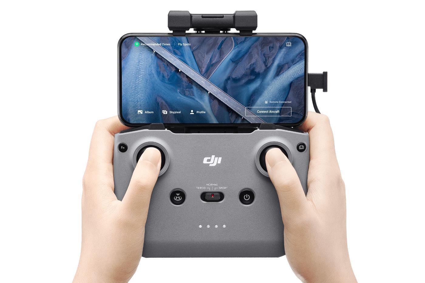 DJI Mavic Air 2 Drone Yorumlar: Drone Ateş etmek için ideal mi? 1