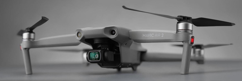 DJI Mavic Air 2 Drone Yorumlar: Drone Ateş etmek için ideal mi? 3