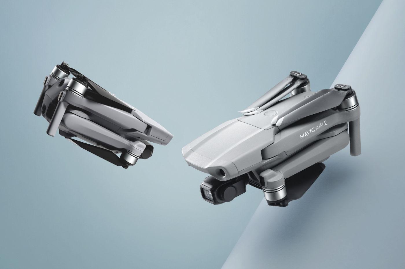 DJI Mavic Air 2 Drone Yorumlar: Drone Ateş etmek için ideal mi? 2
