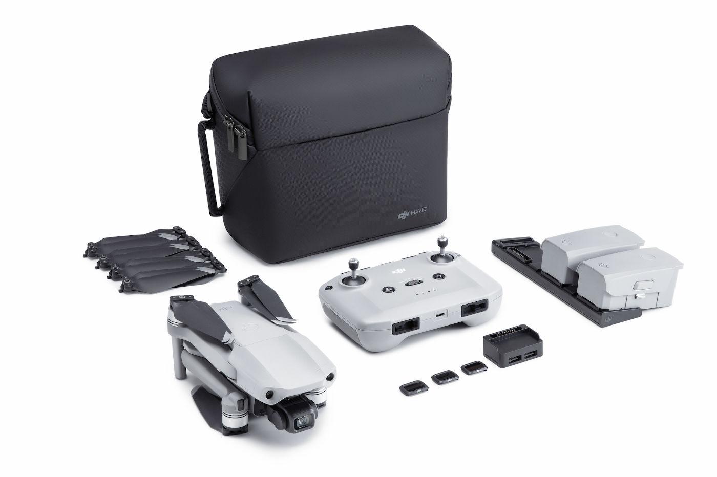 DJI Mavic Air 2 Drone Yorumlar: Drone Ateş etmek için ideal mi? 4