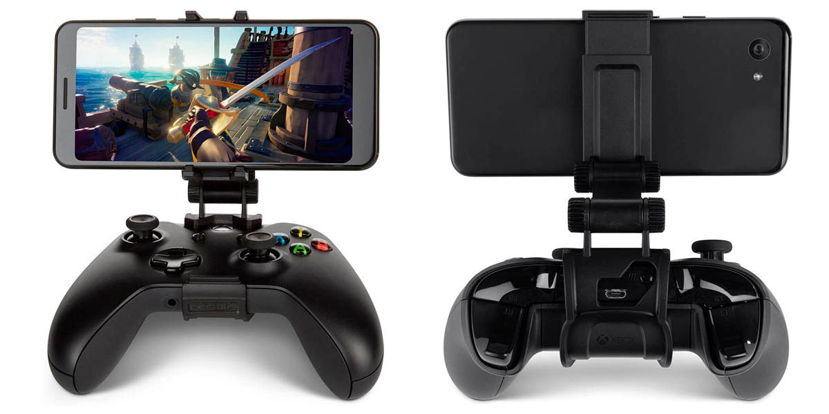 support mobile xbox control android
