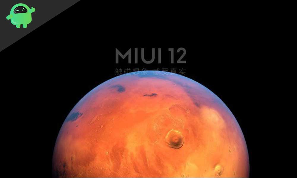 MIUI para cualquier dispositivo Android 12 Descargar Super Earth and Mars Live Wallpaper