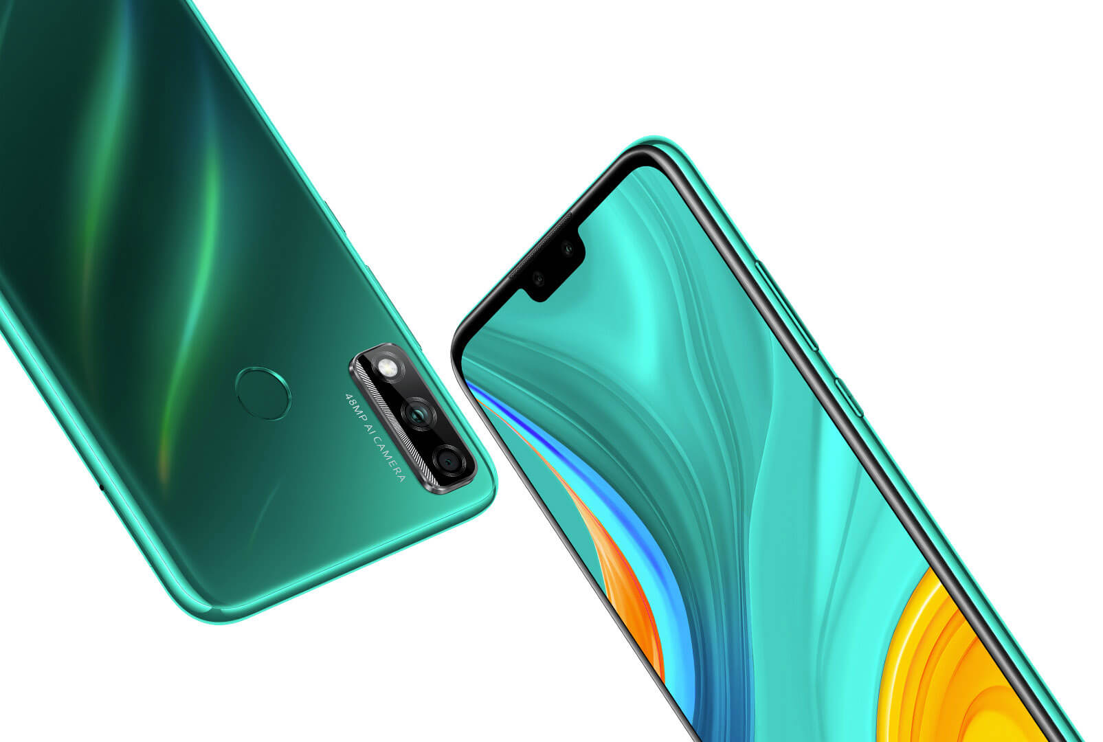 Huawei memperkenalkan tiga siri điện thoại pintar bajet Y 2
