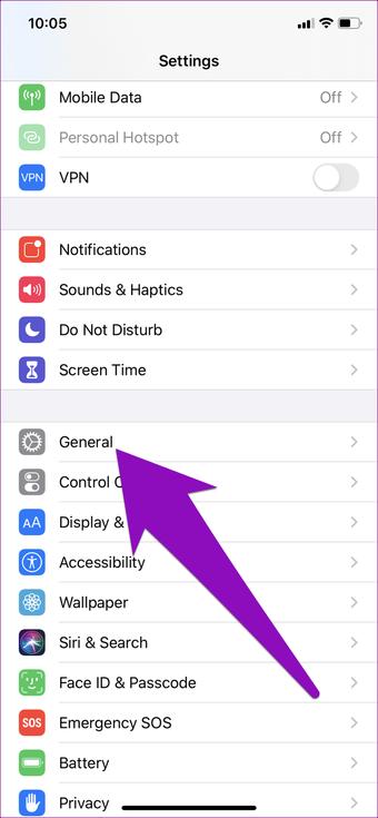 Sửa lỗi ứng dụng máy tính để bàn chrome không hoạt động cho iphone 10