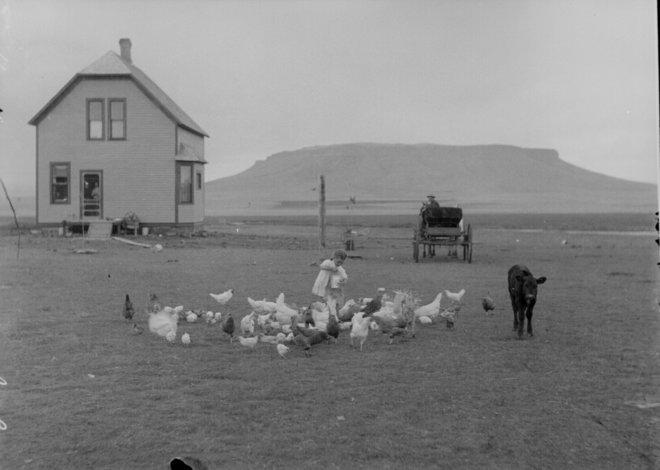 Những bức ảnh nổi bật về miền Tây nước Mỹ - Chân dung thời gian đơn giản hơn 10s