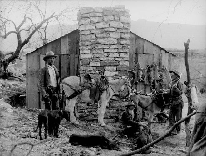 Những bức ảnh nổi bật về miền Tây nước Mỹ - chân dung thời gian đơn giản hơn 8