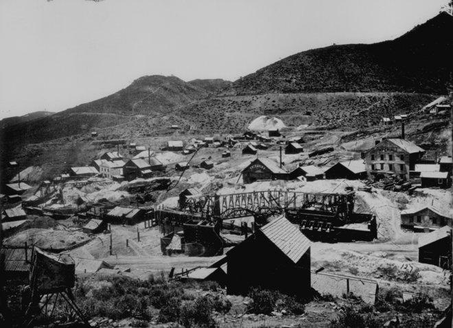 Những bức ảnh nổi bật về miền Tây nước Mỹ - chân dung thời gian đơn giản hơn 14