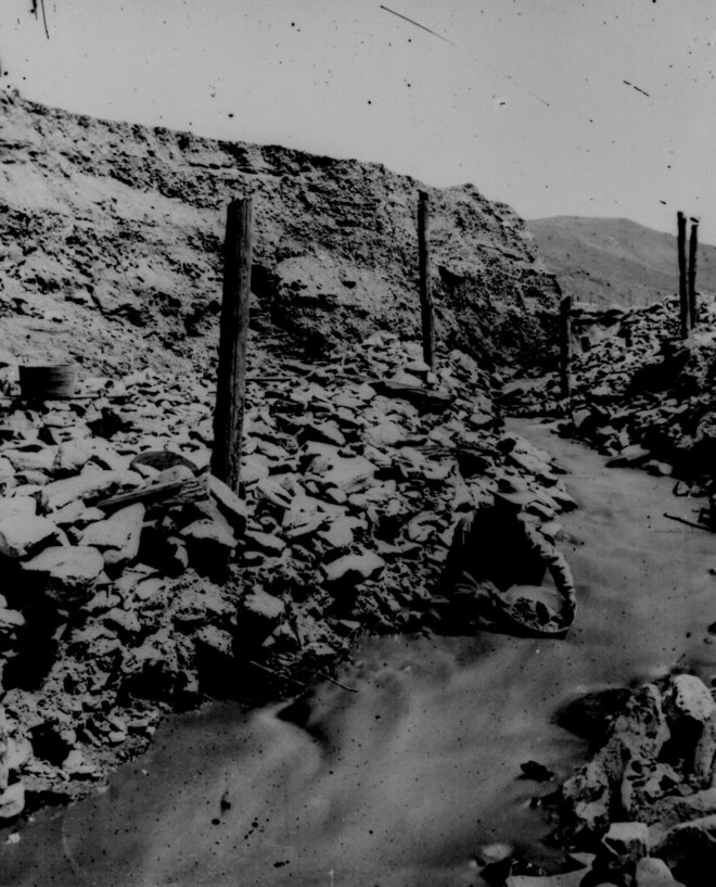 Những bức ảnh nổi bật từ miền Tây nước Mỹ - chân dung thời gian đơn giản hơn 19