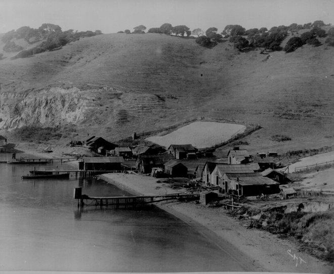 Những bức ảnh nổi bật về miền Tây nước Mỹ - chân dung thời gian đơn giản hơn 11