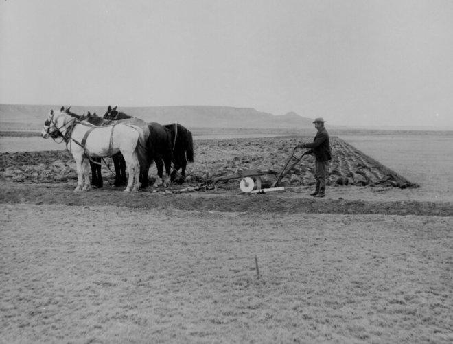 Những bức ảnh nổi bật về miền Tây nước Mỹ - chân dung thời gian đơn giản hơn 9