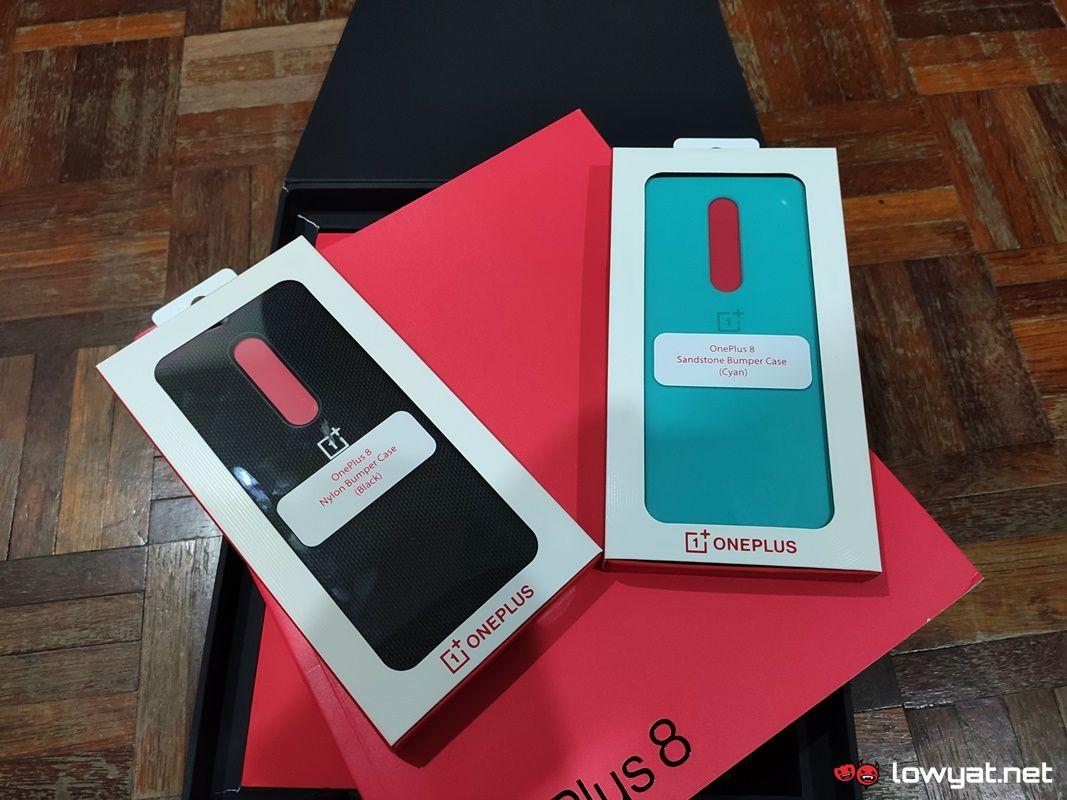 OnePlus 8 Hands On: Çok Fazla Tasarım 5