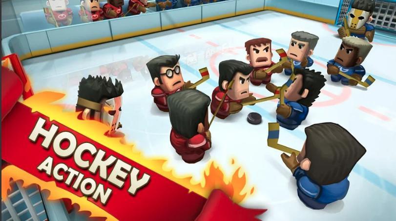 Ice Fury: Khúc côn cầu khúc côn cầu miễn phí