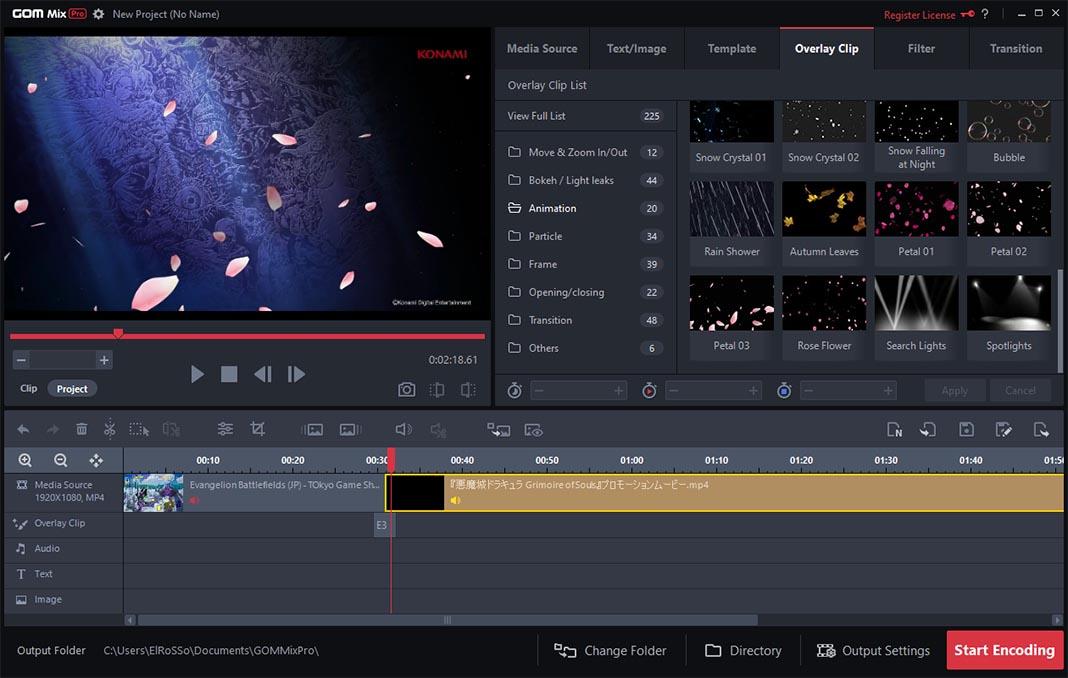GOM Mix Pro: Biên dịch video trong vòng chưa đầy 10 phút 2