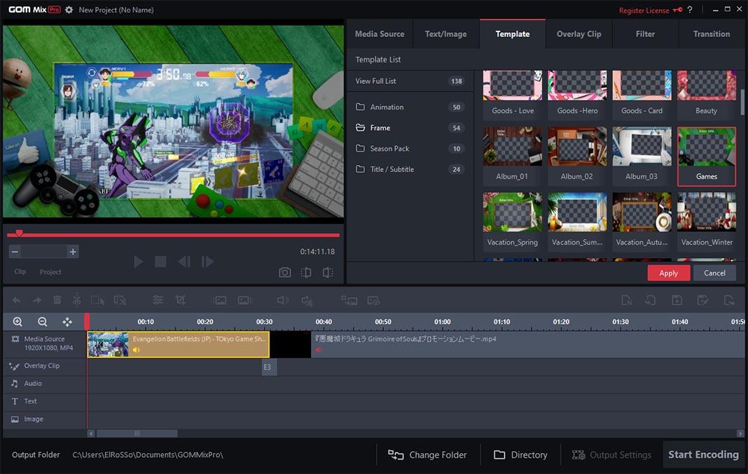 GOM Mix Pro: Cách biên dịch video trong vòng chưa đầy 10 phút 3