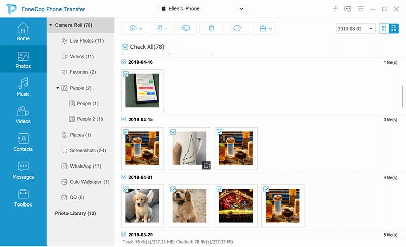 Dosyaları PC'den iPhone'a Aktarma Hakkında Tam Kılavuz