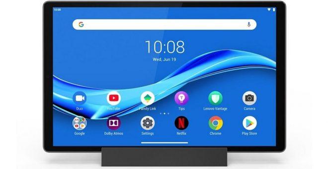 CES 2020: Lenovo, 2. Nəsil $ 190 M10 FHD Plus Tablet Smart Tab təklif edir Google AssistantHəmçinin Smart View 2
