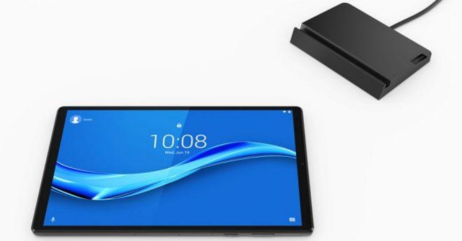 CES 2020: Lenovo, 2. Thế hệ cung cấp Tab thông minh máy tính bảng M10 FHD Plus $ 190 Google AssistantChế độ xem thông minh 3