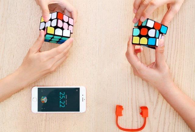 Quay lại quá khứ: Cube mới của Rubik 2
