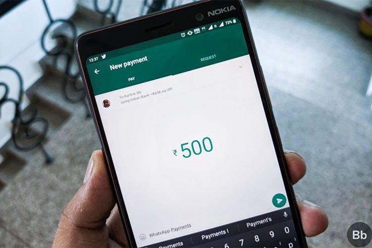 Ra mắt dịch vụ thanh toán WhatsApp. Tôi có thể sử dụng nó ở đâu? 2