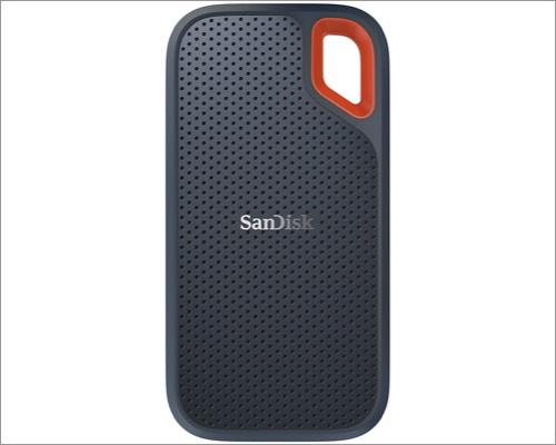 Ổ cứng gắn ngoài SanDisk cho Mac