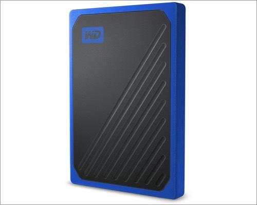 Western SSD ngoài cho Mac
