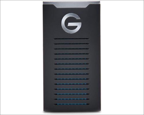 G-Technology SSD ngoài cho Mac