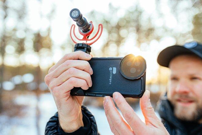 LiteChaser, iPhone 11 2 là một hệ thống lọc camera hoàn chỉnh cho