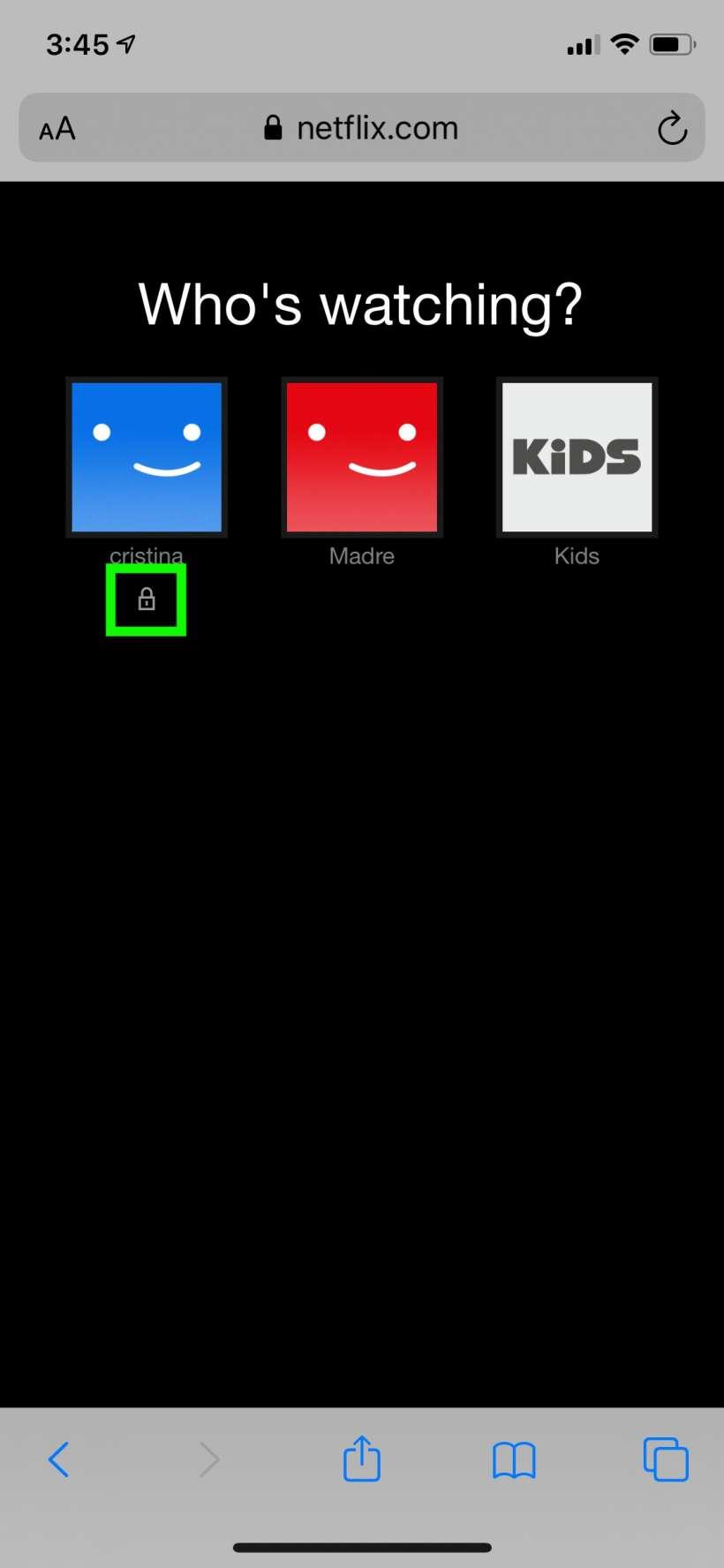 Làm cách nào để bảo vệ hồ sơ Netflix của bạn trên iPhone và iPad bằng mật khẩu PIN?