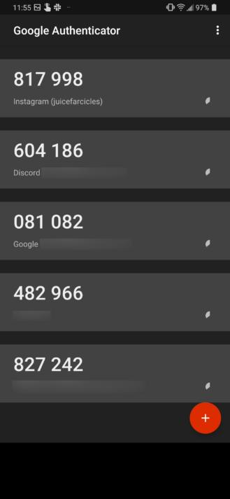 Google Şifrematik ilk yeniləməsini bir neçə ildən sonra alır və nəticədə cihazları arasında hesab köçürməyə imkan verir (APK yükləyin) 2